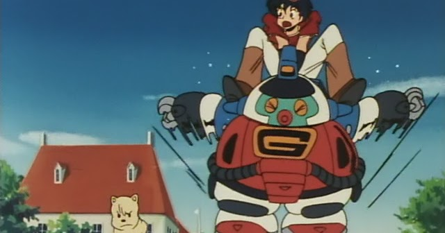 Featured image for Choriki Robo Galatt - Episode 2