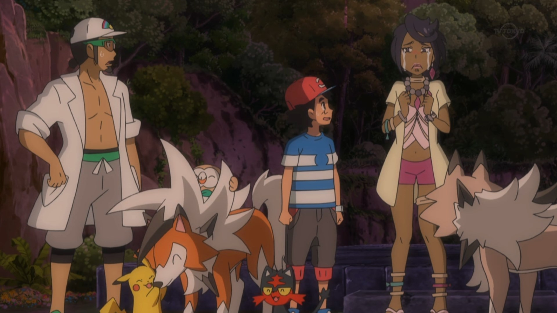 Featured image for Pokemon Sun and Moon – Episode 37