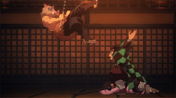 Featured image for Demon Slayer: Kimetsu no Yaiba – 12 – Bang the Drum Quickly