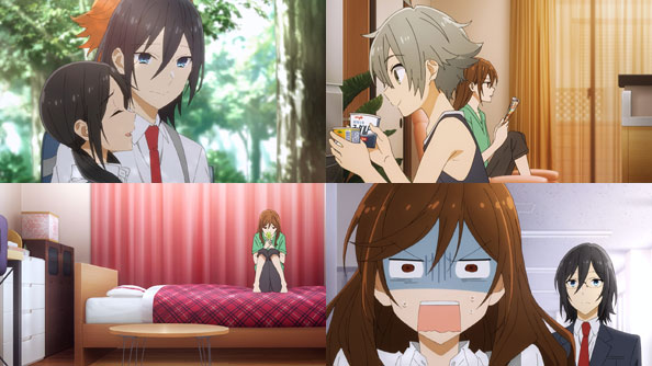 Featured image for Horimiya – 05 – Breaking Through the Noise
