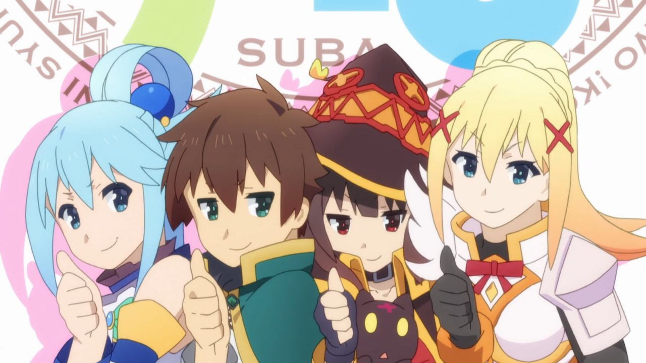 Featured image for Character of the Month: Kazuma and His Guild