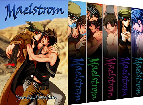 Featured image for Maelstrom – Yaoi Light Novel Series Review