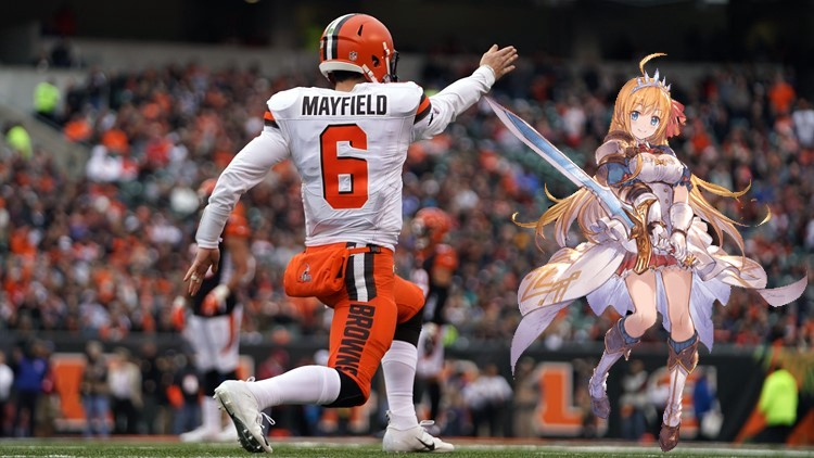 Featured image for Building the Cleveland Browns' All-Anime Team to Win the Super Bowl