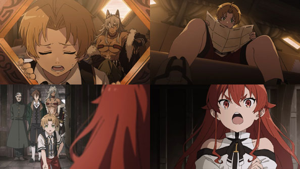 Featured image for Mushoku Tensei: Jobless Reincarnation – 05 – Taking the Tsun with the Dere