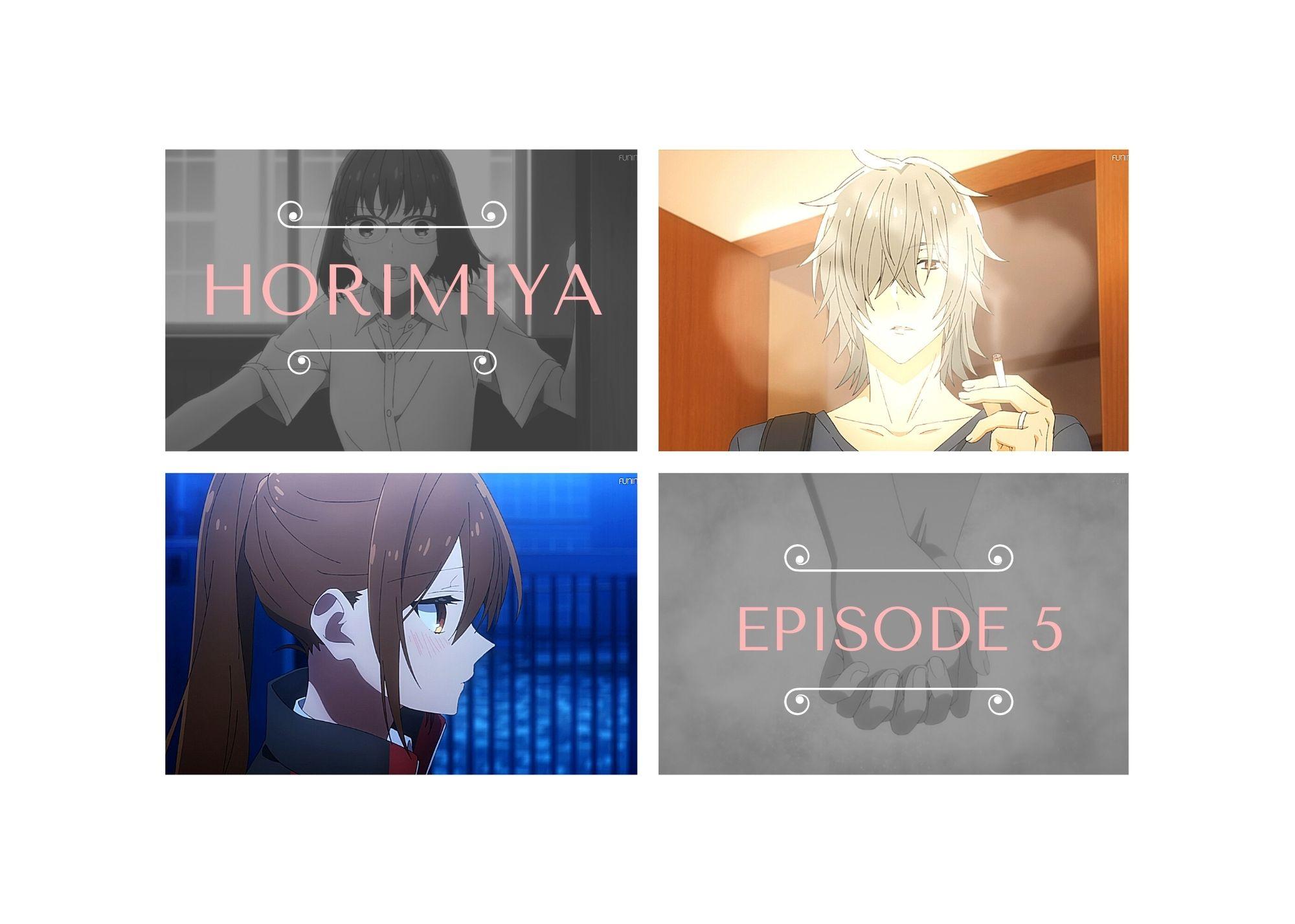 Featured image for Horimiya with IriMoya – episode 5