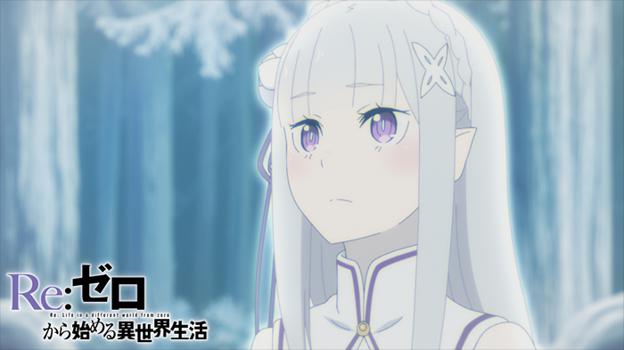Featured image for The Real Trial Emilia has to Overcome in Re:Zero is Herself