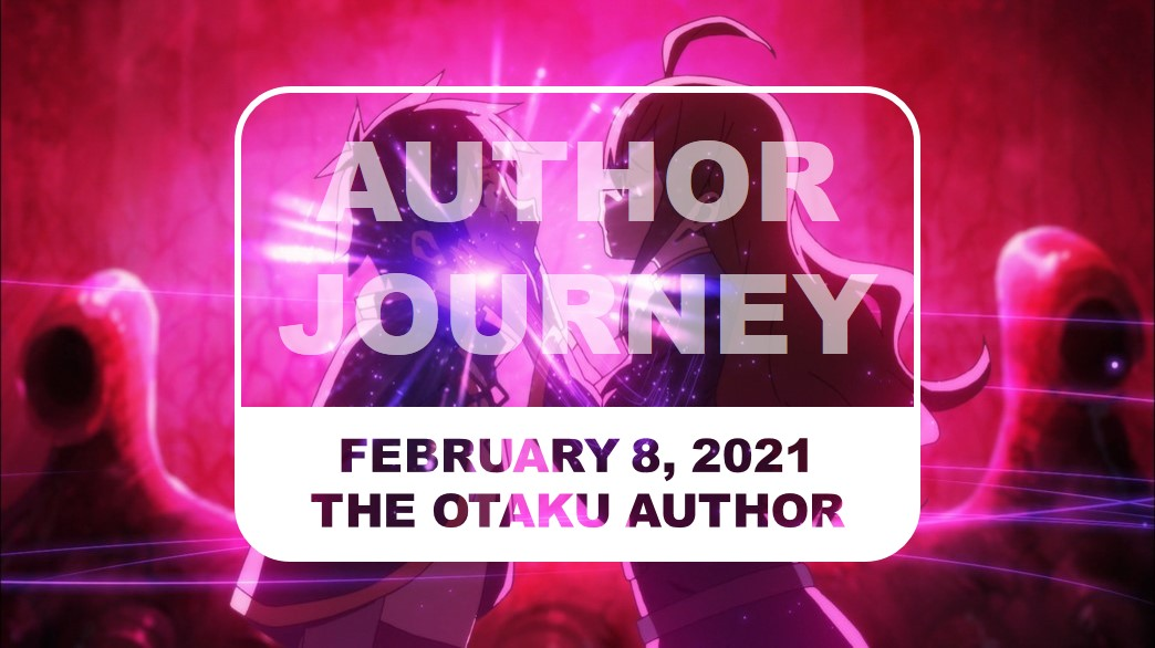 Featured image for Author Journey (February 8, 2021)