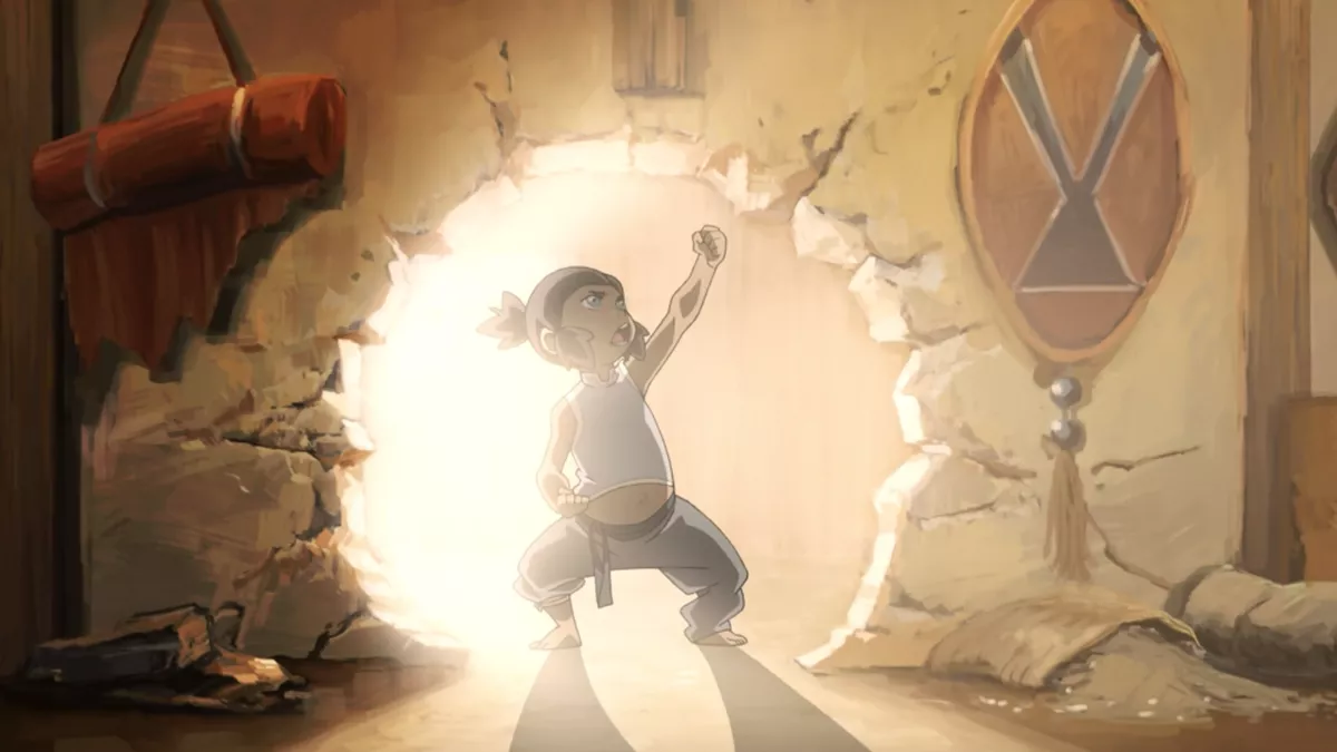 Featured image for Jumping Straight into Legend of Korra (ep 1 – 6)