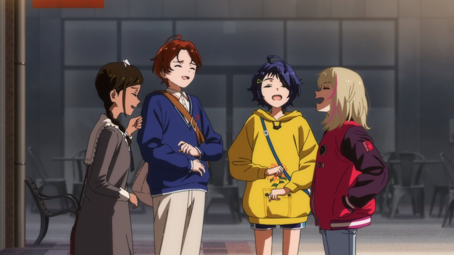 Featured image for Wonder Egg Priority – Episode 4