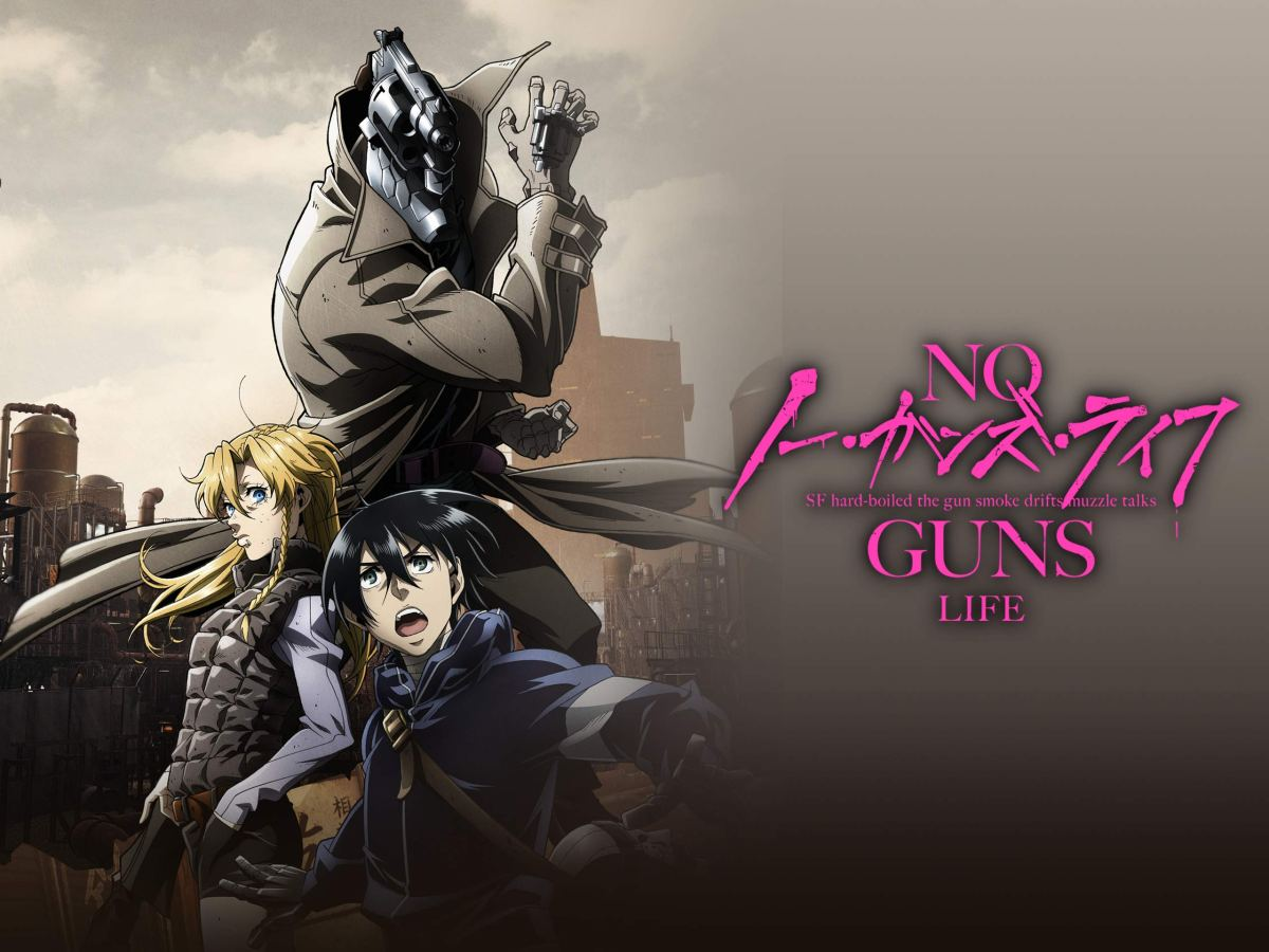 Featured image for Anime Review 178 No Guns Life