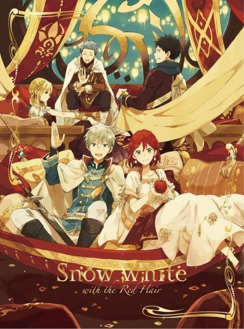 Featured image for The paths they chose – a Snow White with Red Hair review