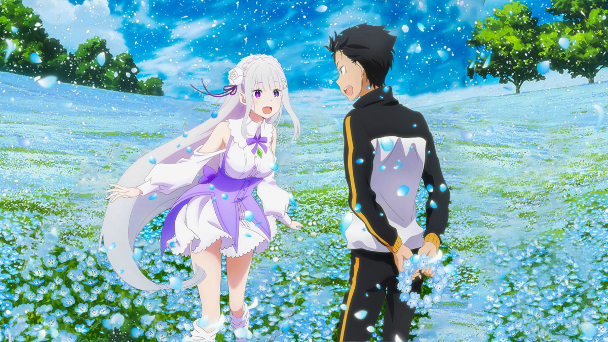 Featured image for I am once again a Re:Zero Stan.