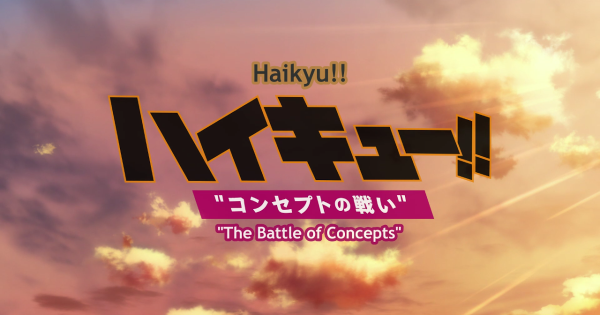 Featured image for Haikyuu!! The Movie: Battle of Concepts Review