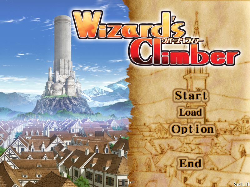 Featured image for Wizard's Climber – Fantranslation Release