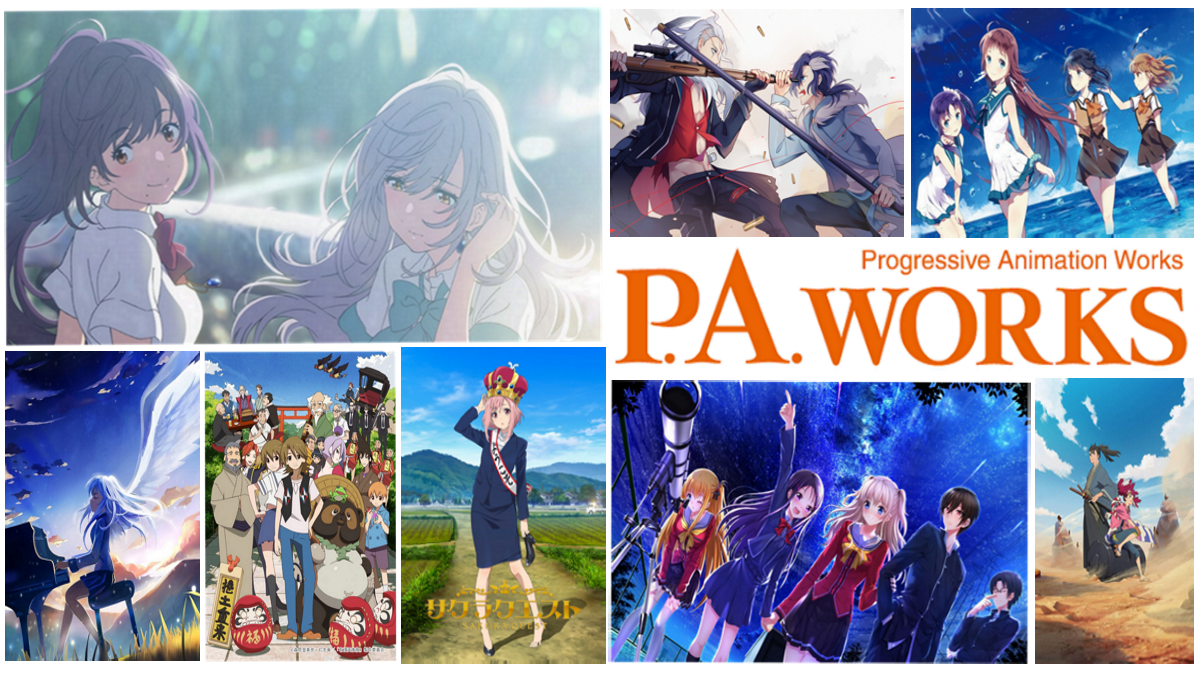 Featured image for P.A. Works: My Favorite and Least Favorite Studio