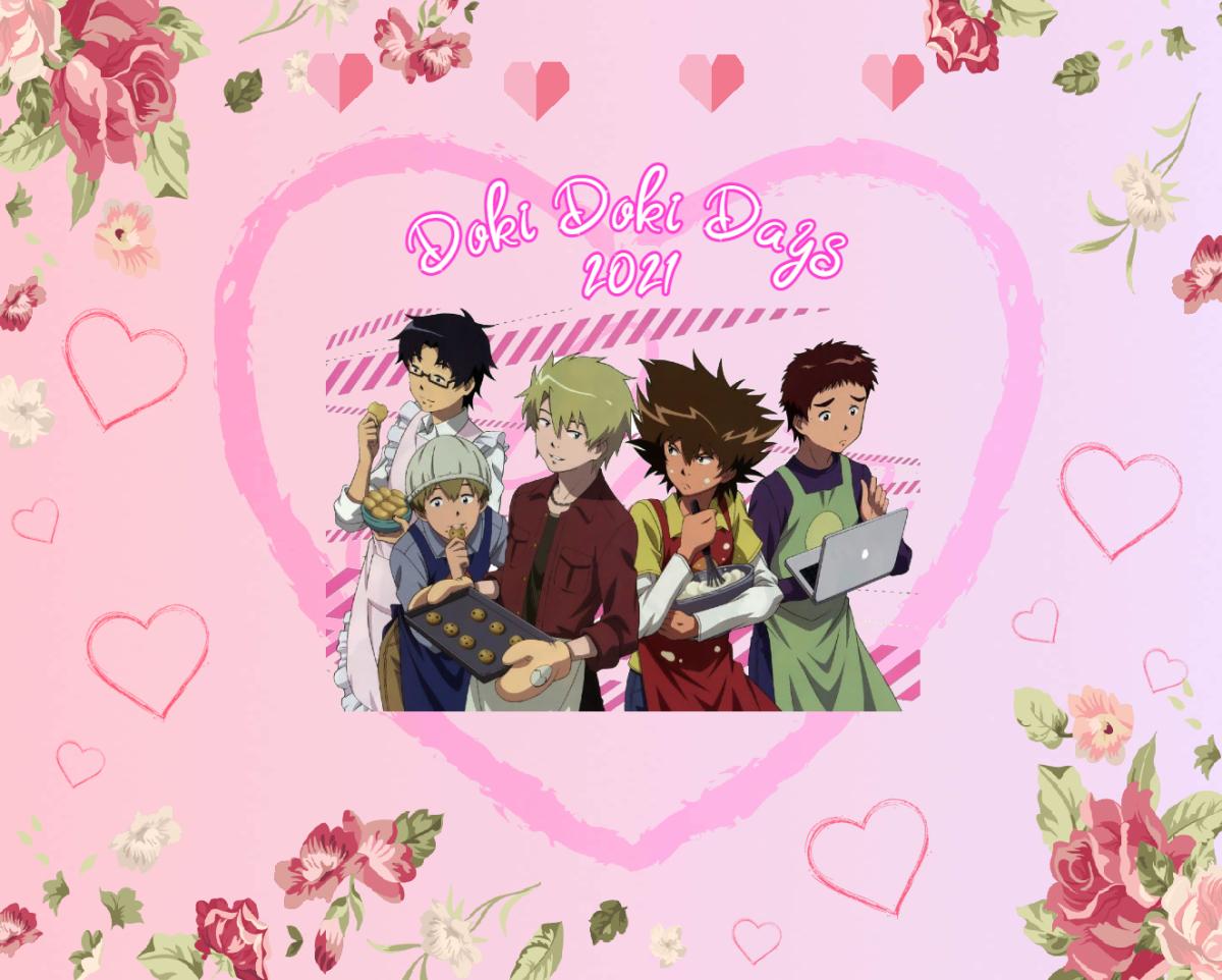Featured image for Happy Doki Doki Days 2021!