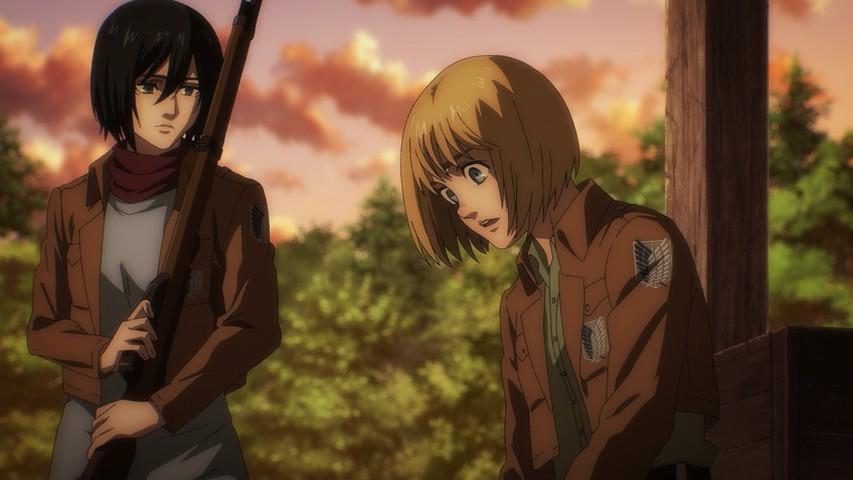 Featured image for Shingeki no Kyoujin: The Final Season – 09