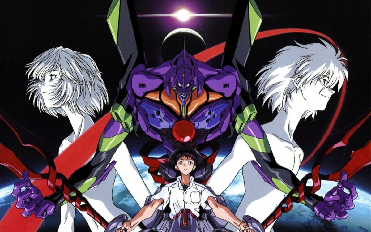 Featured image for A Kind Angel's Thesis: Evangelion and the Apocalypse