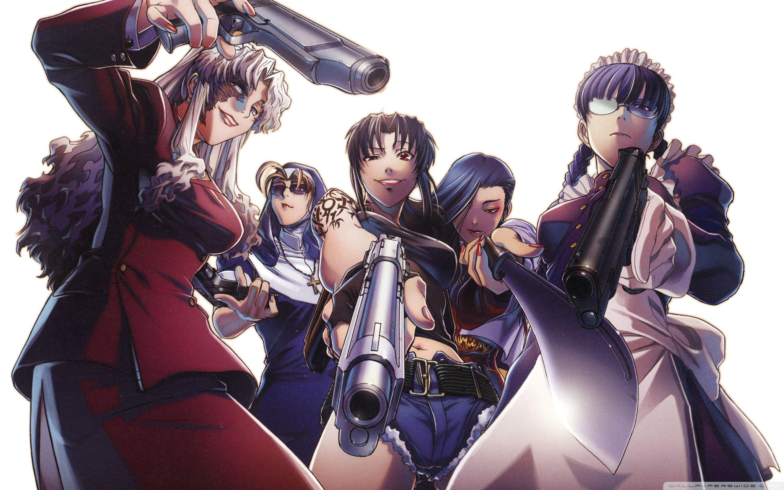 Featured image for Why Black Lagoon is even more likely to get a season 4