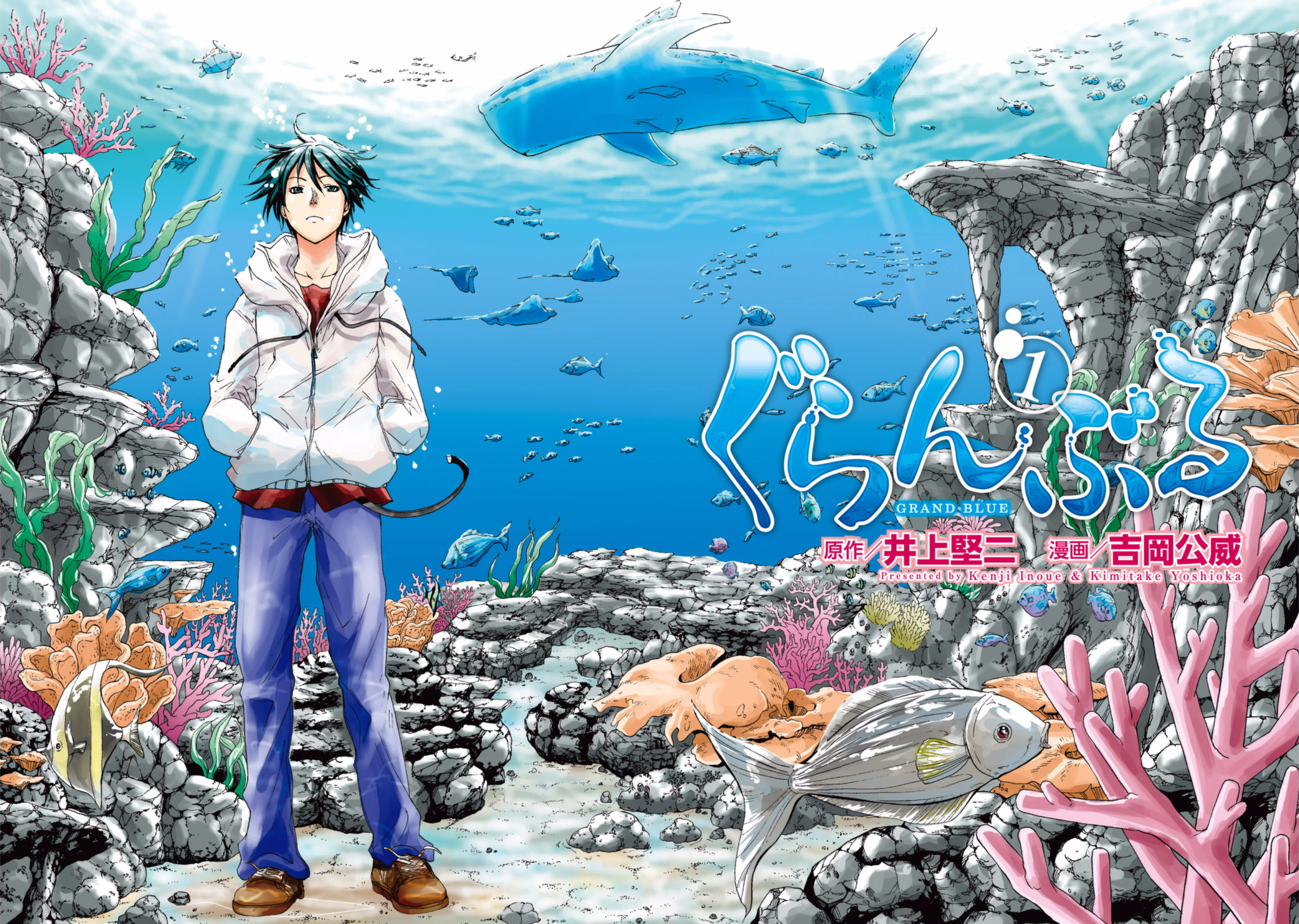 Featured image for Is Grand Blue Worth Watching?