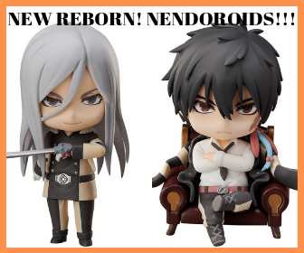 Featured image for Squalo and Xanxus Nendoroids!!!