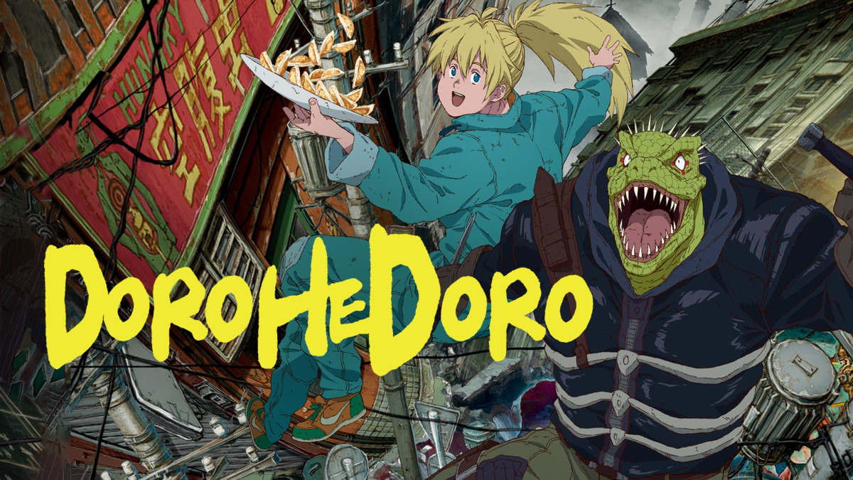 Featured image for Dorohedoro