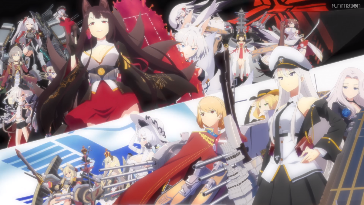 Featured image for Review & Discussion About: Azur Lane