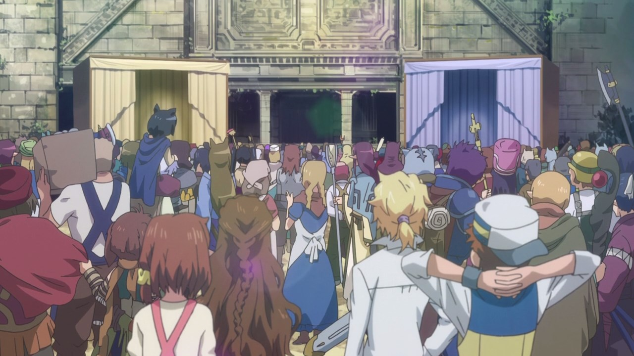 Featured image for Log Horizon: Destruction of the Round Table Episode #05