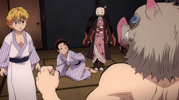 Featured image for Demon Slayer: Kimetsu no Yaiba – 15 – Night of the Spider Demons