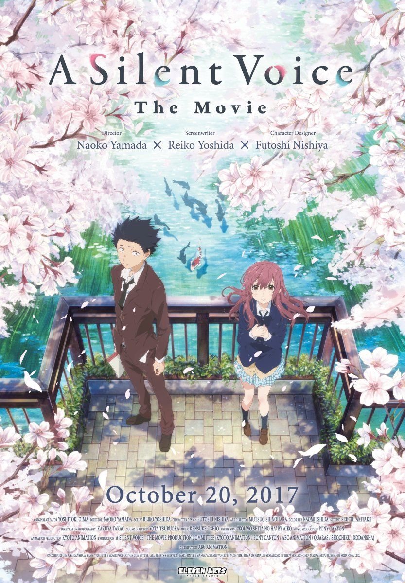 Featured image for A Silent Voice