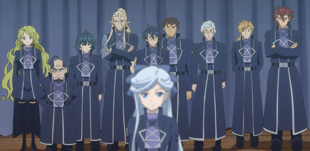 Featured image for Checkmate the Senate – Log Horizon Entaku Houkai Episode 5 Review