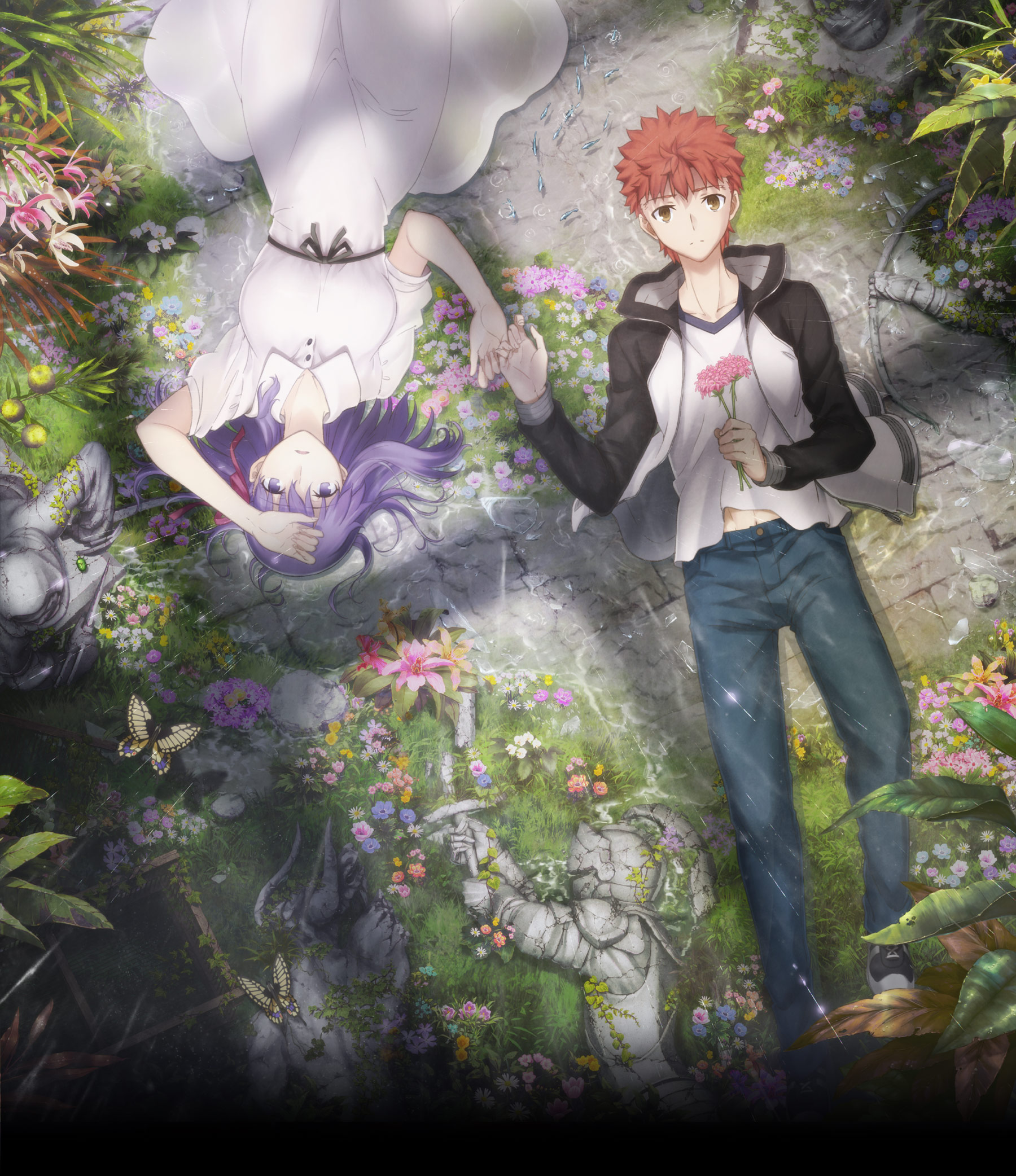 Featured image for Fate/Stay Night's Shirou Emiya and Sakura Matou: Love bound by Duty and Protection