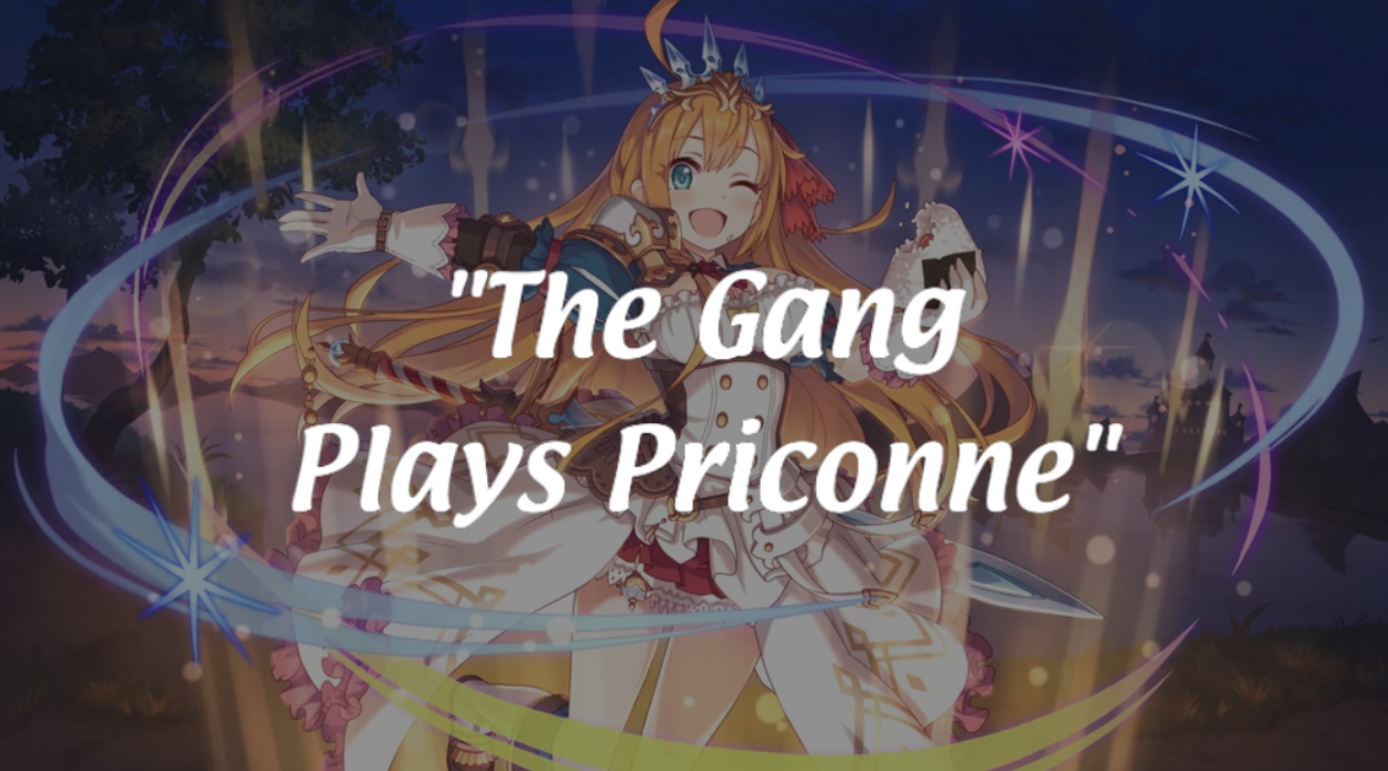 Featured image for The Gang Plays Priconne