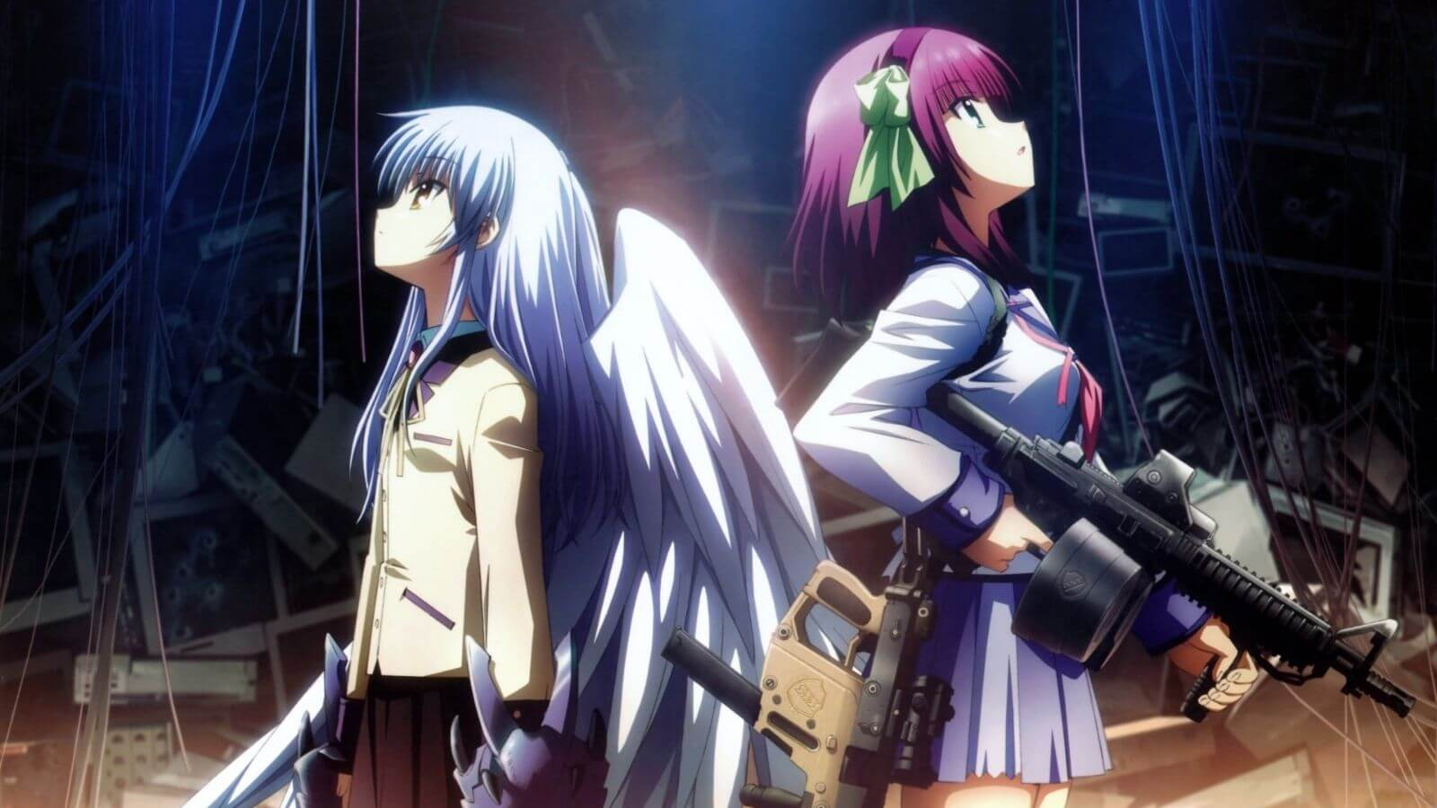 Featured image for Anime Recommendation Of The Week – Angel Beats