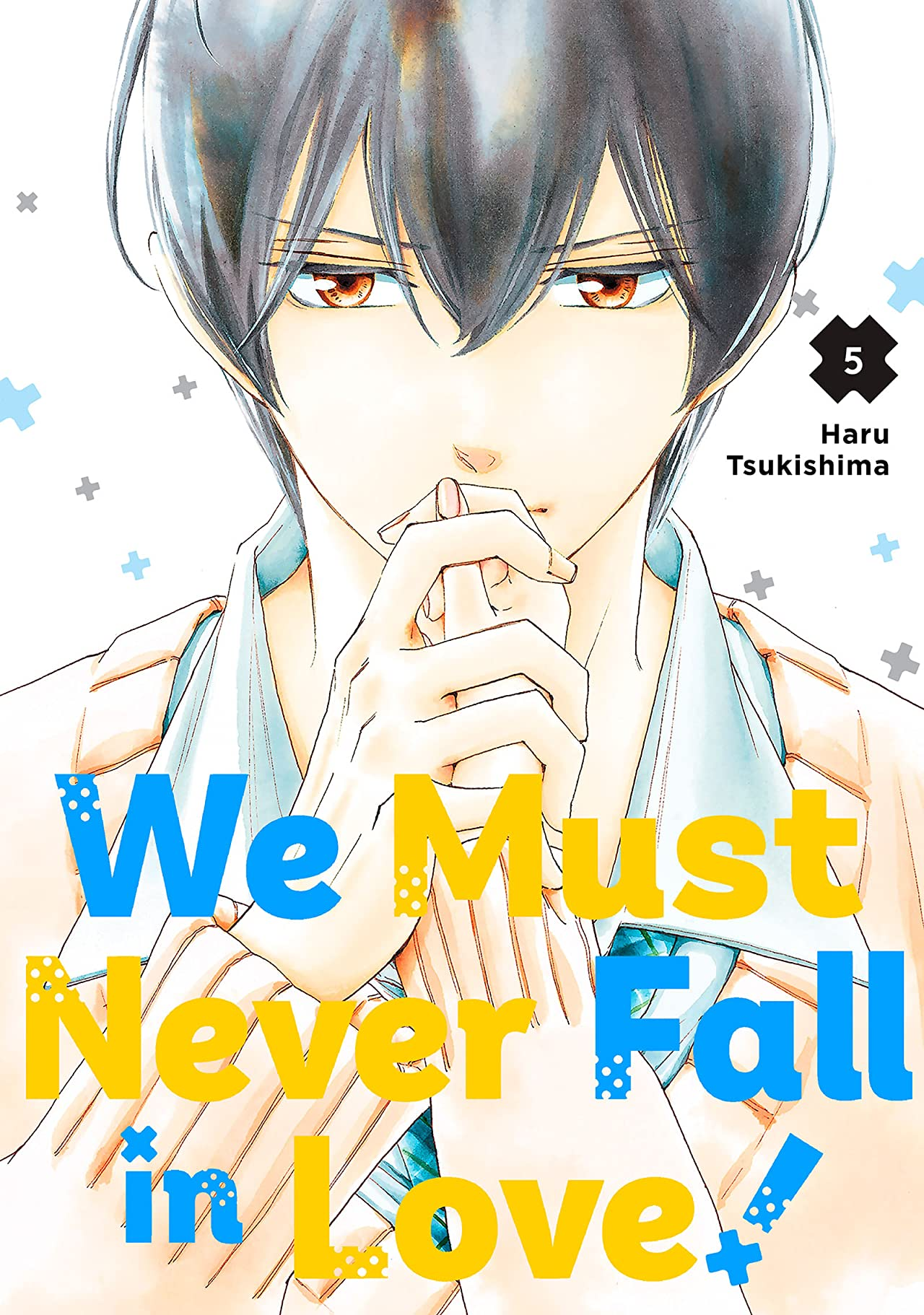 Featured image for We Must Never Fall in Love! Volume 5 Review