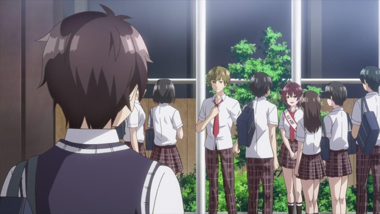 Featured image for Jaku-Chara Tomozaki-kun Episode #06