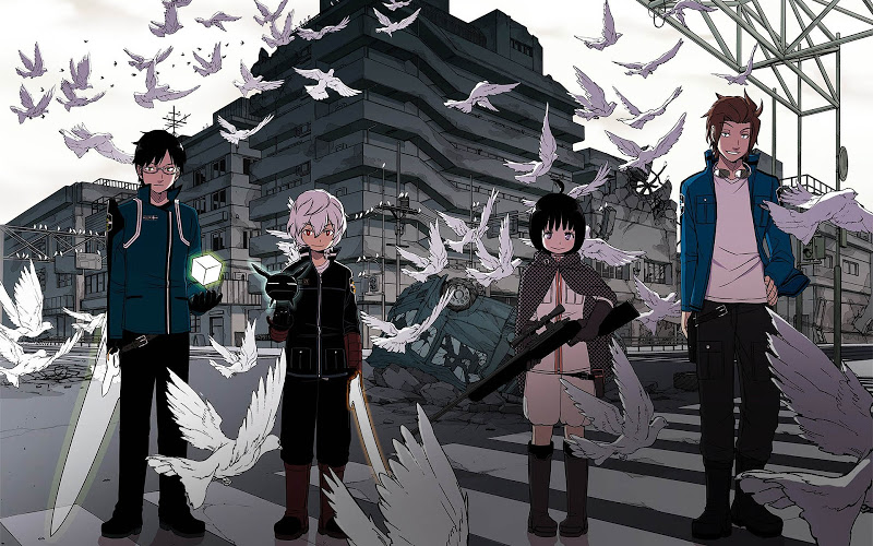Featured image for Anime Series Like World Trigger