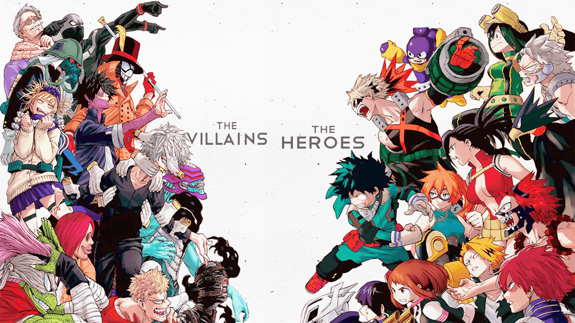 Featured image for Anime Discussion: What I've learned from MHA