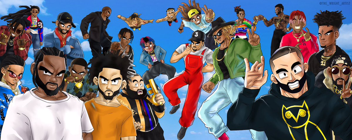 Featured image for Anime Love & Hip-Hop with D.J. Lewis: The Present!