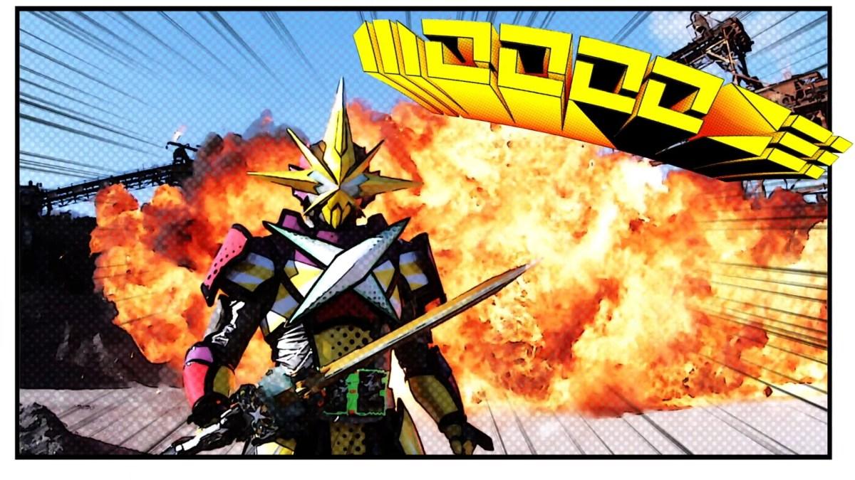 Featured image for Kamen Rider Saber Episodes 19-21