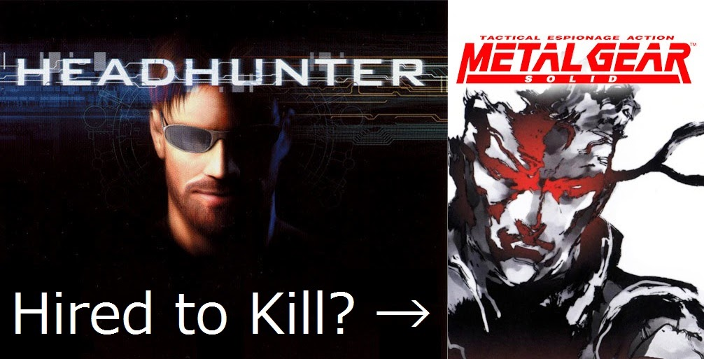 """Featured image for Obscusion B-Side: Headhunter & It's Thrust-Upon Mission to """"Kill"""" Metal Gear Solid"""
