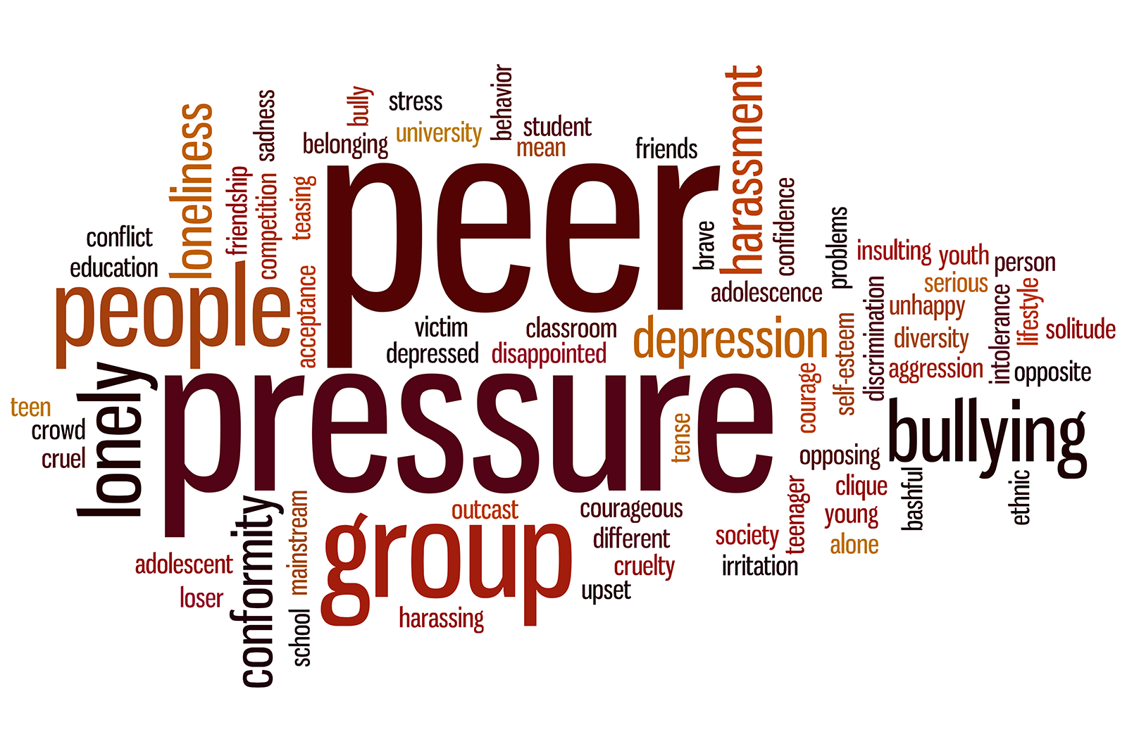Featured image for Peer Pressure Tag