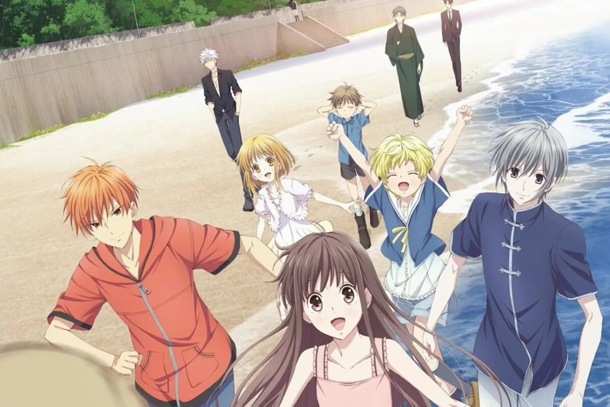 Featured image for Anime Review 179 Fruits Basket 2019 2nd Season