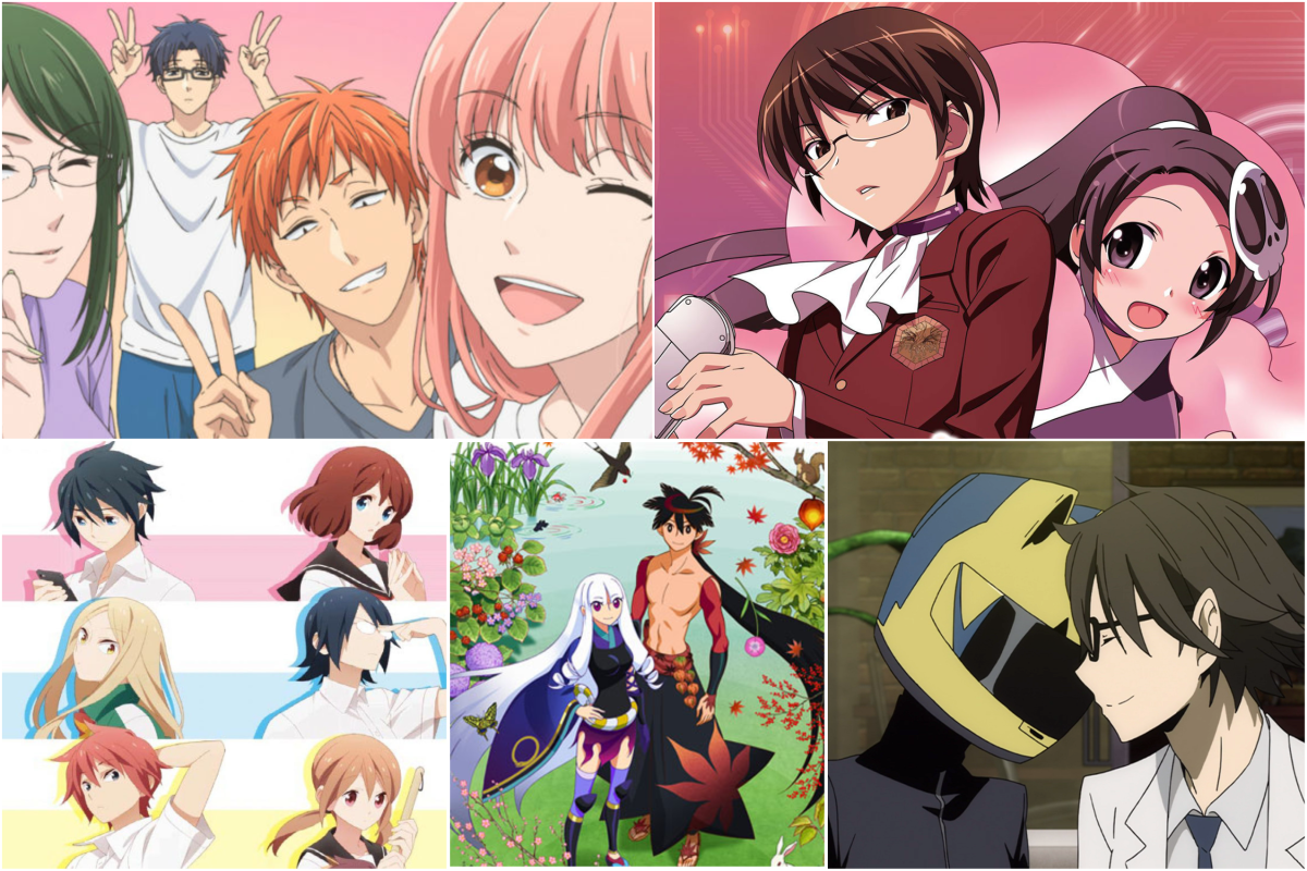 Featured image for 5 Romantic Anime If Your Bored On Valentines Day