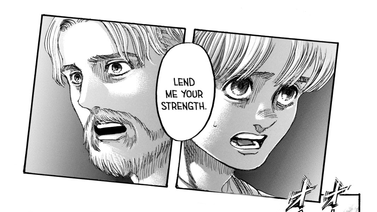 Featured image for Eren Won. Zeke and Armin Save the Day – Shingeki no Kyojin Chapter 137 Review