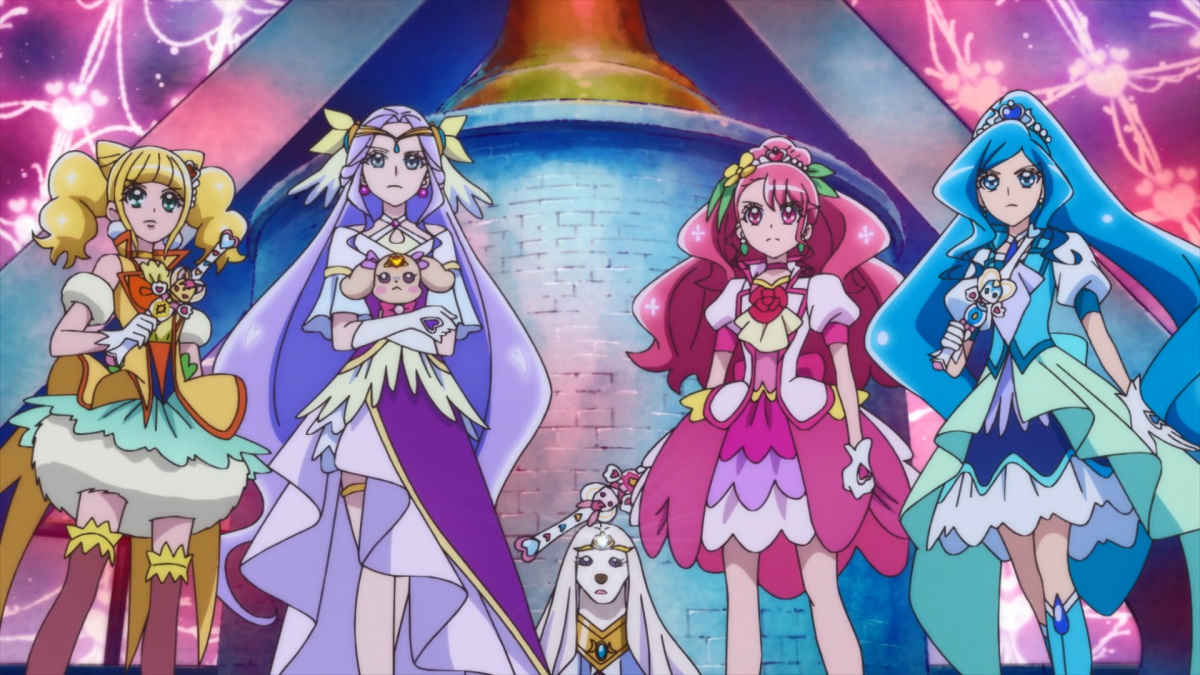 Featured image for Healin' Good ♡ PreCure Episode 44: Fight to Live