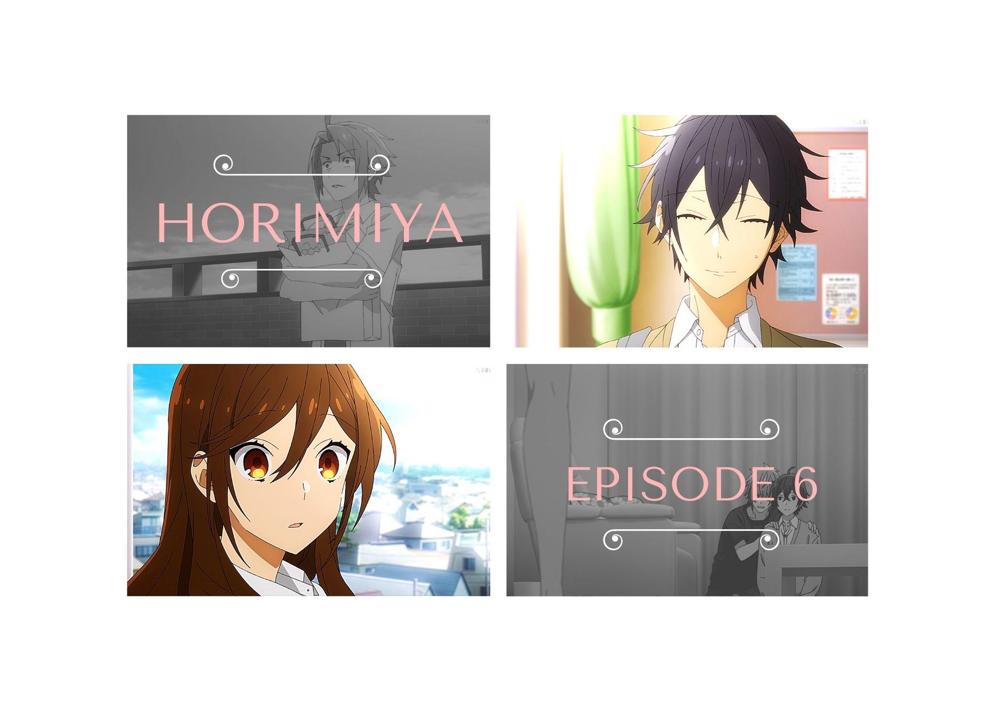 Featured image for Horimiya with IriMoya: Episode 6 — The Moyatorium