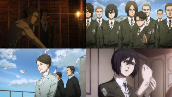 Featured image for Attack on Titan – 69 – Love Is in the Air