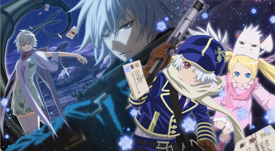 "Featured image for ""Yakusoku"" (trans. ""Promise"") — Tegami Bachi: Reverse OP 2 — English Translation"