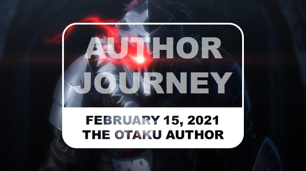 Featured image for Author Journey (February 15, 2021)